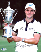 Martin Kaymer Signed 8x10 Photo (Beckett COA) at PristineAuction.com