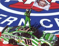 Kyle Busch Signed NASCAR 8x10 Photo (JSA COA) at PristineAuction.com