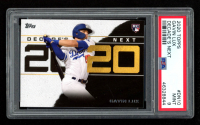 Gavin Lux 2020 Topps Decade's Next #DN10 RC (PSA 9) at PristineAuction.com