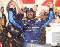 Martin Truex Jr. Signed NASCAR 8x10 Photo (JSA COA) at PristineAuction.com