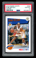 Kobe Bryant 2019-20 Hoops Winter #282 (PSA 10) at PristineAuction.com