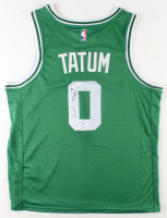 Jayson Tatum Signed Celtics Jersey (PSA Hologram) at PristineAuction.com