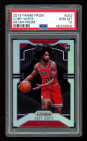 Coby White 2019-20 Panini Prizm #253 RC (PSA 10) at PristineAuction.com