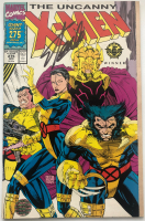 "Stan Lee Signed 1991 ""Uncanny X-Men"" Issue #275 Marvel Comic Book (Lee COA) at PristineAuction.com"