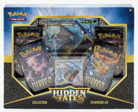 Pokemon Hidden Fates Collection Box at PristineAuction.com