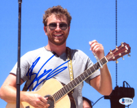 Brett Eldredge Signed 8x10 Photo (Beckett COA) at PristineAuction.com