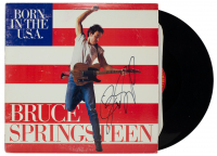 "Bruce Springsteen Signed ""Born in the USA"" Vinyl Record Album (JSA LOA) at PristineAuction.com"