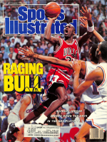 Michael Jordan Signed 1989 Sports Illustrated Magazine (PSA LOA) at PristineAuction.com