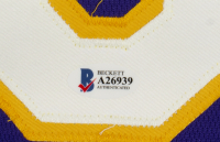 Kobe Bryant Signed Lakers Nike Jersey (PSA COA & Beckett LOA) at PristineAuction.com