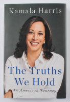 """Kamala Harris Signed """"The Truths We Hold: An American Journey"""" Hardcover Book (PSA Hologram) at PristineAuction.com"""