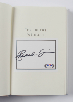"Kamala Harris Signed ""The Truths We Hold: An American Journey"" Hardcover Book (PSA Hologram) at PristineAuction.com"