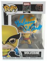 "Cal Dodd Signed ""Marvel 80 Years"" #547 Wolverine Funko Pop! Vinyl Figure Inscribed ""Wolverine"" (JSA COA) at PristineAuction.com"