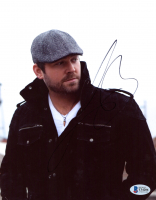Lee Brice Signed 8x10 Photo (Beckett COA) at PristineAuction.com
