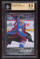 Mikko Rantanen 2015-16 Upper Deck #206 YG RC (BGS 9.5) at PristineAuction.com