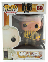 "Michael Rooker Signed ""The Walking Dead"" Merle Dixon #69 Funko Pop! Vinyl Figure (JSA COA) at PristineAuction.com"
