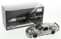 Rusty Wallace LE #2 Miller Lite / Metal Series 2001 Taurus Elite 1:24 DieCast Car at PristineAuction.com
