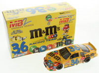 Ken Schrader LE #6 M&M 2002 Pontiac Grand Prix 1:24 Die Cast Car at PristineAuction.com