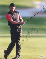 Rory McIlroy Signed 11x14 Photo (PSA COA) at PristineAuction.com