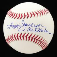 "Reggie Jackson Signed OML Baseball Inscribed ""Mr. October"" (JSA COA) at PristineAuction.com"
