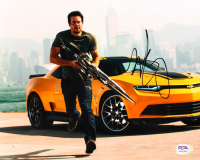 "Mark Wahlberg Signed ""Transformers: Age of Extinction"" 8x10 Photo (PSA Hologram) at PristineAuction.com"