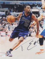 Tyreek Evans Signed Kings 11x14 Photo (JSA COA) at PristineAuction.com