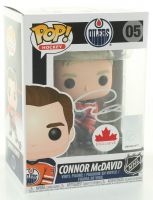 Connor McDavid Signed Oilers #05 Funko Pop! Vinyl Figure (PSA COA) at PristineAuction.com