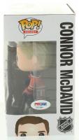 Connor McDavid Signed Oilers #05 Funko Pop! Vinyl Figure (PSA COA) at PristineAuction.com