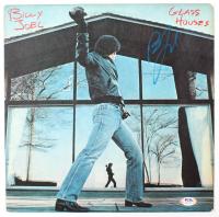 "Billy Joel Signed ""Glass Houses"" Vinyl Record Album Cover (PSA Hologram) at PristineAuction.com"