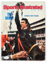 Angel Cordero Jr. Signed 1976 Sports Illustrated Magazine (JSA COA) at PristineAuction.com