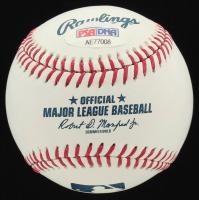 Bryce Harper Signed OML Baseball (PSA Hologram) at PristineAuction.com