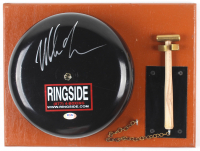 Mike Tyson Signed Authentic Ringside Boxing Bell (PSA COA) at PristineAuction.com