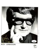 Roy Orbison Singed 8x10 Photo (JSA COA) at PristineAuction.com