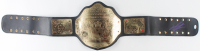 The Undertaker Signed World Heavyweight Wrestling Champion Belt (JSA COA) at PristineAuction.com