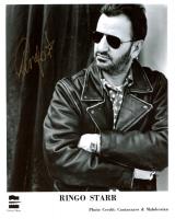Ringo Starr Signed 8x10 Photo (JSA ALOA) at PristineAuction.com