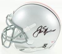 Jack Nicklaus Signed Ohio State Buckeyes Mini-Helmet (PSA LOA) at PristineAuction.com