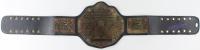 The Undertaker Signed World Heavyweight Wrestling Champion Belt (JSA COA) at PristineAuction.com