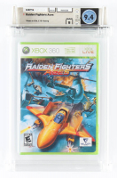 "2009 ""Raiden Fighters Aces"" Xbox 360 Video Game (WATA 9.4) at PristineAuction.com"