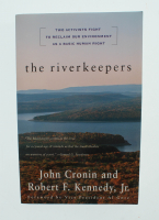 """Robert F. Kennedy Signed """"The Riverkeepers"""" Softcover Book Inscribed """"Keep It Green!"""" (JSA COA) at PristineAuction.com"""