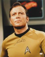 "William Shatner Signed ""Star Trek"" 16x20 Photo (JSA COA) at PristineAuction.com"