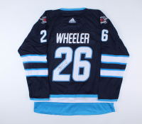 Blake Wheeler Signed Jets Jersey (JSA COA) at PristineAuction.com