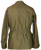 World War II Era 1943 Army Field Jacket (Mears LOA) at PristineAuction.com