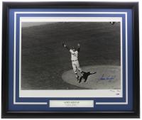 Sandy Koufax Signed LE Dodgers 16x20 Custom Framed Photo (PSA COA & OA COA) at PristineAuction.com