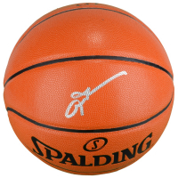 Allen Iverson Signed NBA Game Ball Series Basketball (Fanatics Hologram) at PristineAuction.com