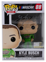 "Kyle Busch Signed NASCAR ""Interstate Batteries"" #08 Funko POP! Vinyl Figure (PA COA & Beckett COA) at PristineAuction.com"