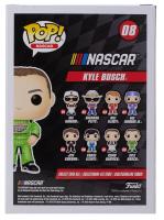 "Kyle Busch Signed NASCAR ""Interstate Batteries"" #08 Funko POP! Vinyl Figure (PA COA & Beckett COA) at PristineAuction.com"
