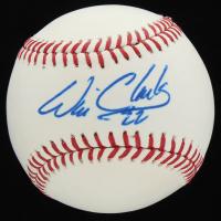 Will Clark Signed OML Baseball (PSA COA) at PristineAuction.com