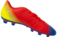 """Lionel Messi Signed Adidas Soccer Cleat Inscribed """"Leo"""" (Icons COA) at PristineAuction.com"""
