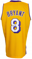 Kobe Bryant Signed Jersey (Beckett LOA) at PristineAuction.com