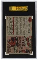 Johnny Unitas 1957 Topps #138 RC (SGC 6) at PristineAuction.com