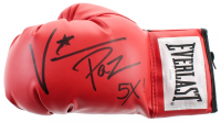 "Vinny Paz Signed Everlast Boxing Glove Inscribed ""5X!"" (JSA Hologram) at PristineAuction.com"